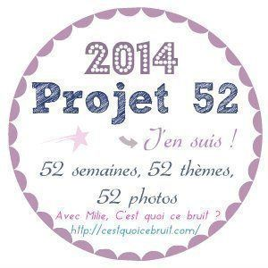 # Projet 52 - Semaine 31 - Bulles