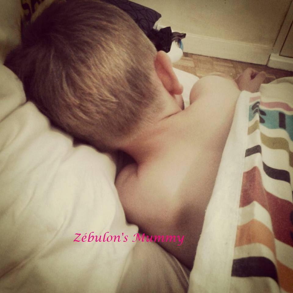 # Projet 52 - 2015 - Semaine 37 - Dans mon lit