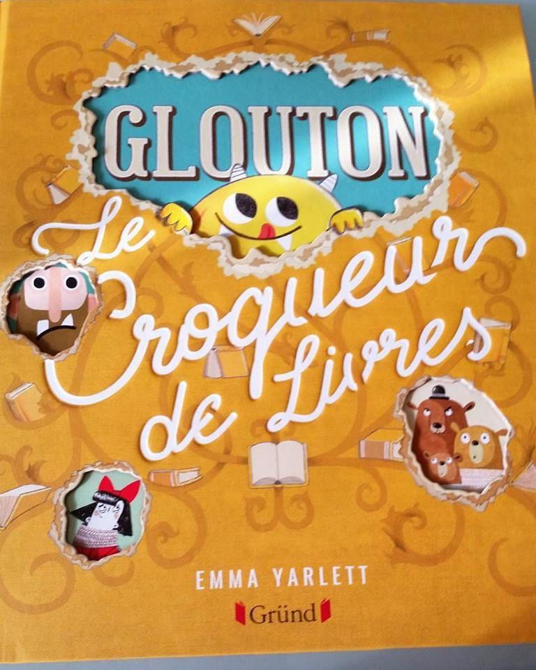 Glouton , Le croqueur de livres