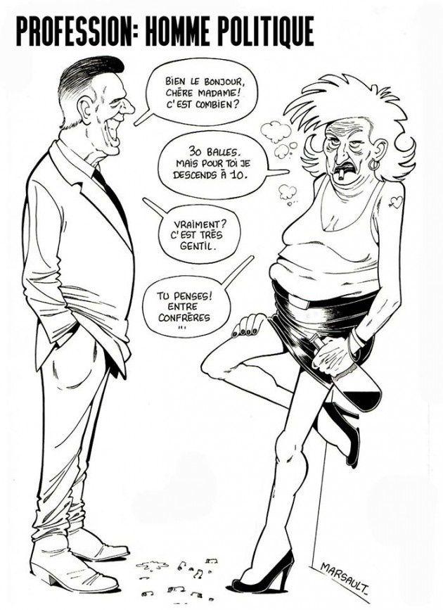 Marsault - Homme politique