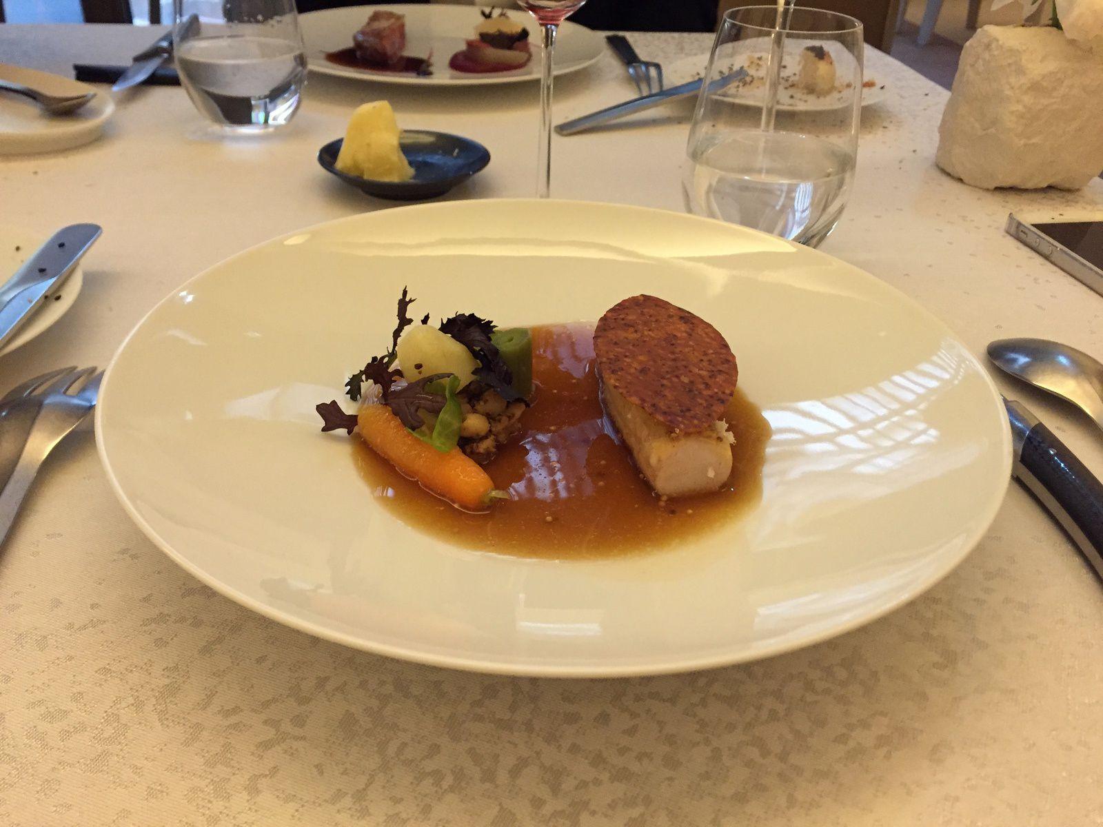 Une délicieuse Marx de fabrique : Un déjeuner ** au Sur-Mesure, Paris