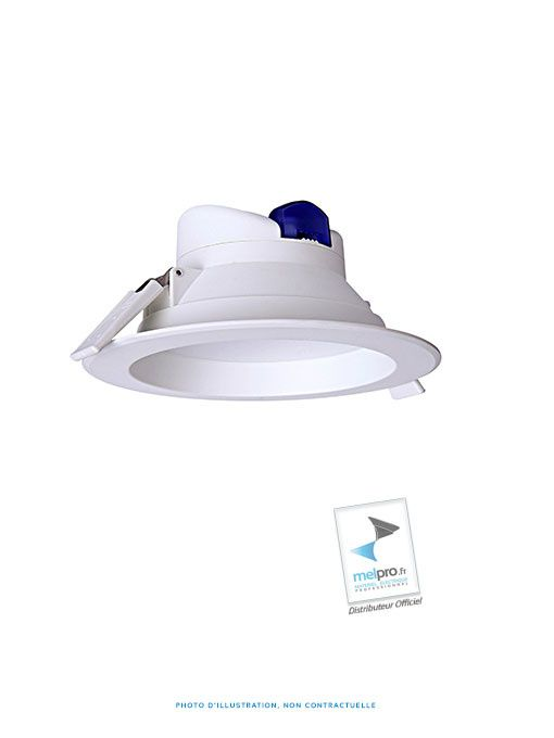 Donwlight extra plat OVNI chez Melpro