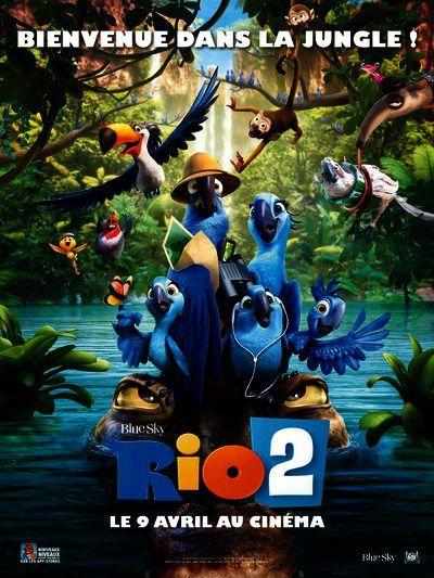 Cinéma: Rio 2 (3D)