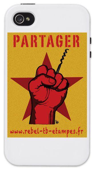 Coque smartphone Rebel-TB