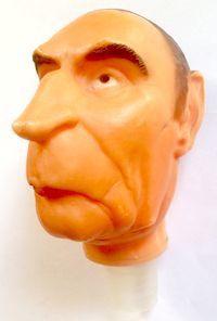 Bouchon n°12 François Mitterrand