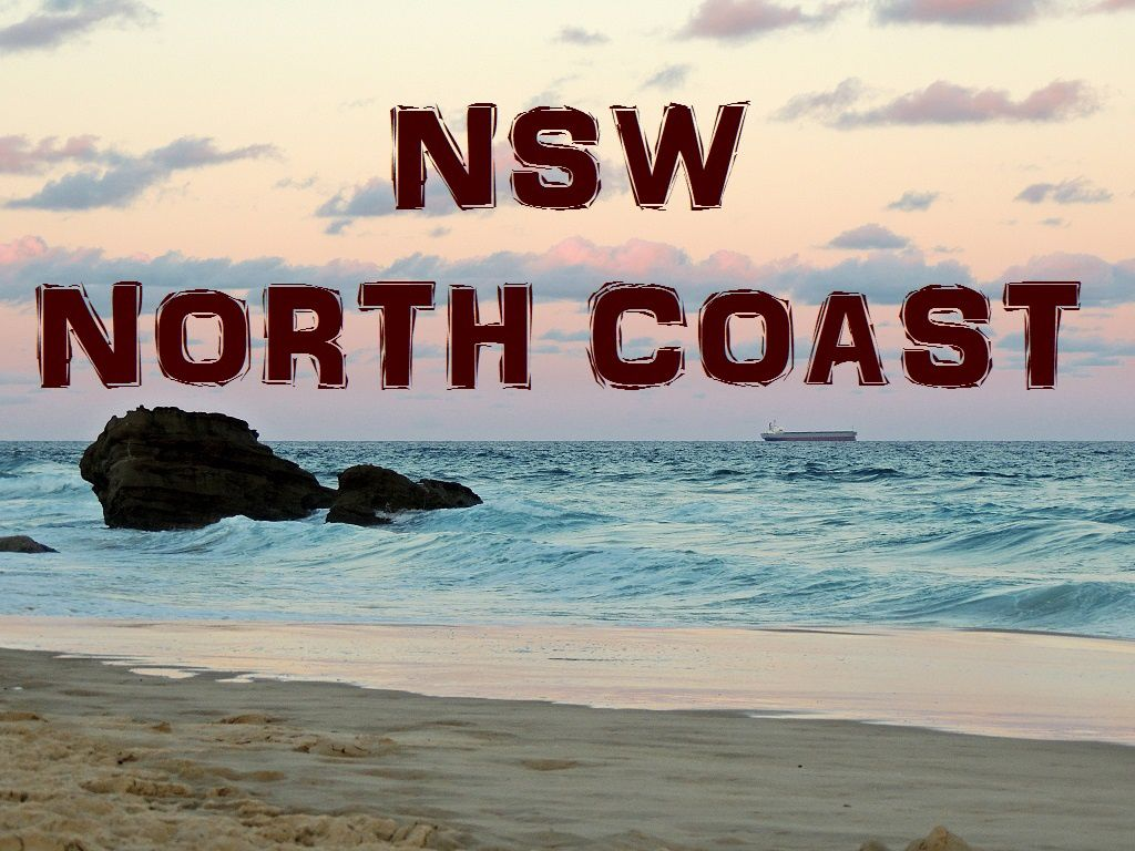 La côte nord du New South Wales