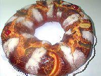 Bolo Rei (galette des rois portuguais)