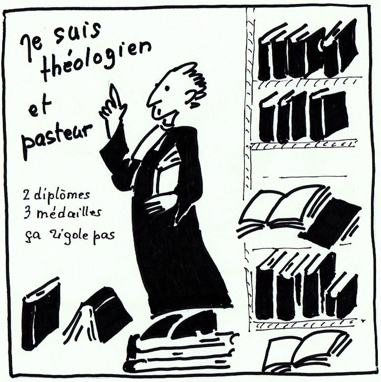 Pourquoi la théologie est dans l'impasse aujourd'hui?