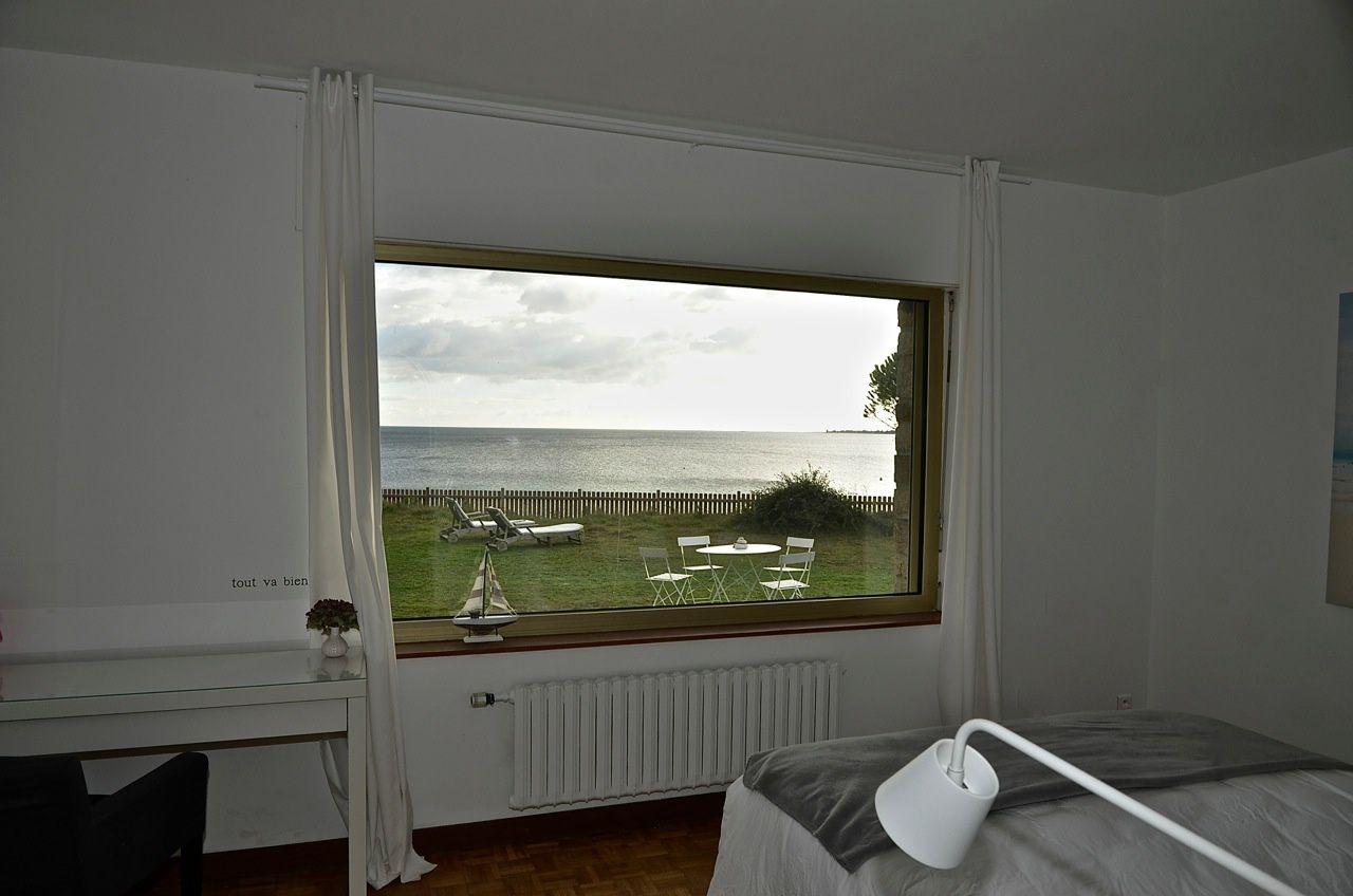 Pour se réveiller face à la mer...juste en face de l'archipel des Glenan