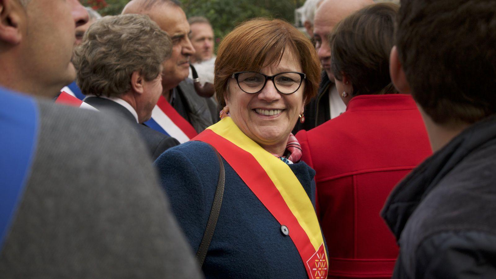"""Montpellier """"lou clapas"""" pour la langue d'OC"""