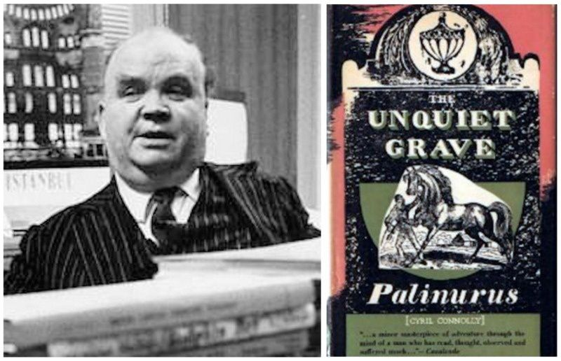 Cyril Connolly & The Unquiet Grave
