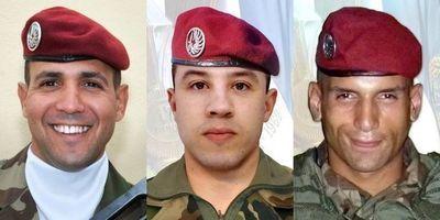 Mars 2012, Toulouse, trois militaires victimes de Mohamed Merah