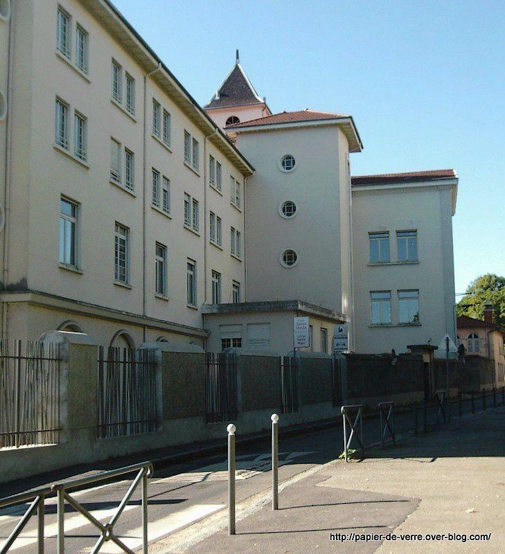 Du côté du Fort Saint-Irénée (Lyon 5ème)