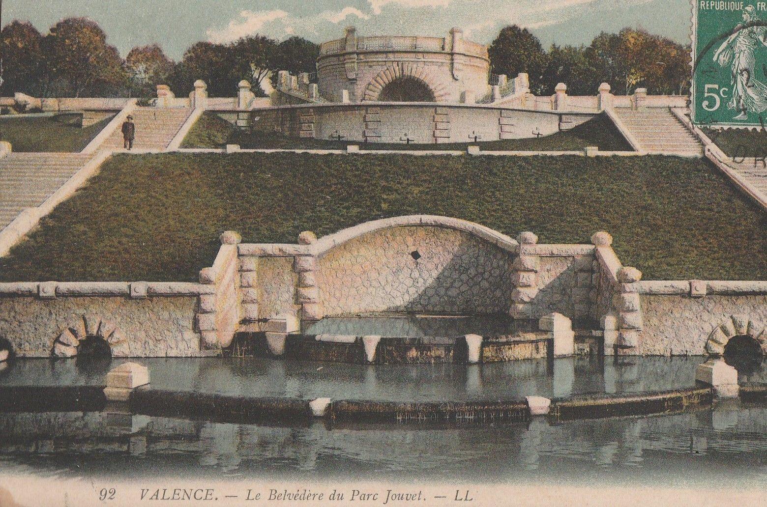 Le Belvédère du parc Jouvet