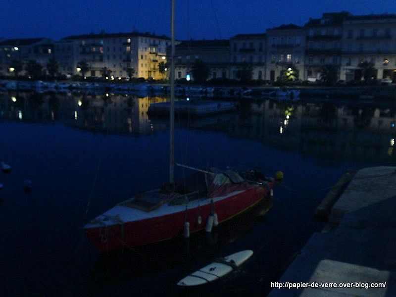 Sète by night