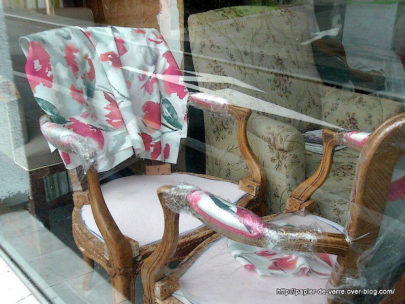 Les fauteuils de l'Atelier Pompadour