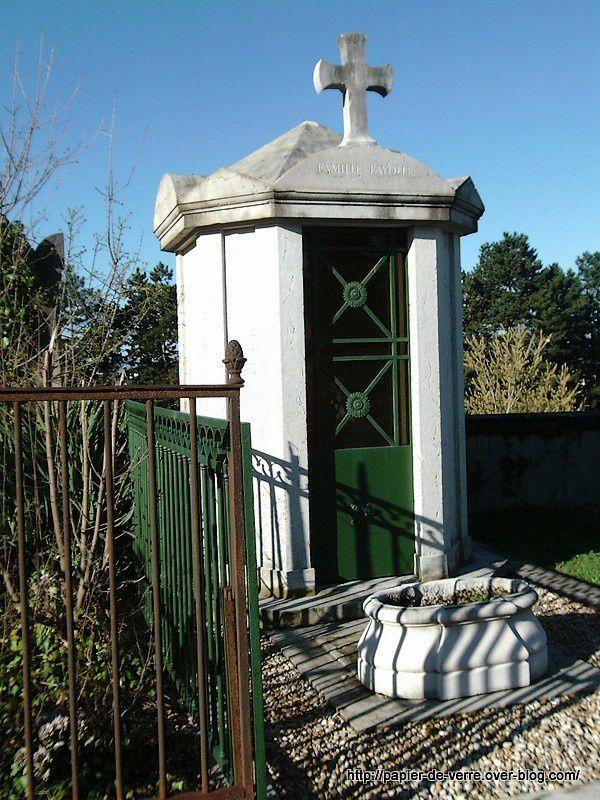 Cimetière de Loyasse, refuge pour oiseaux