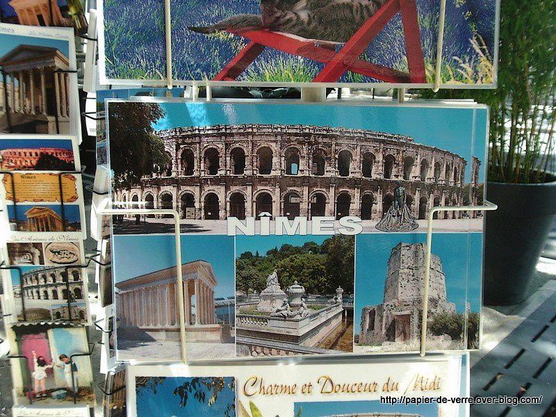 Un aperçu de splendeurs romaines que l'on peut admirer à Nîmes, ne boudons pas notre plaisir !