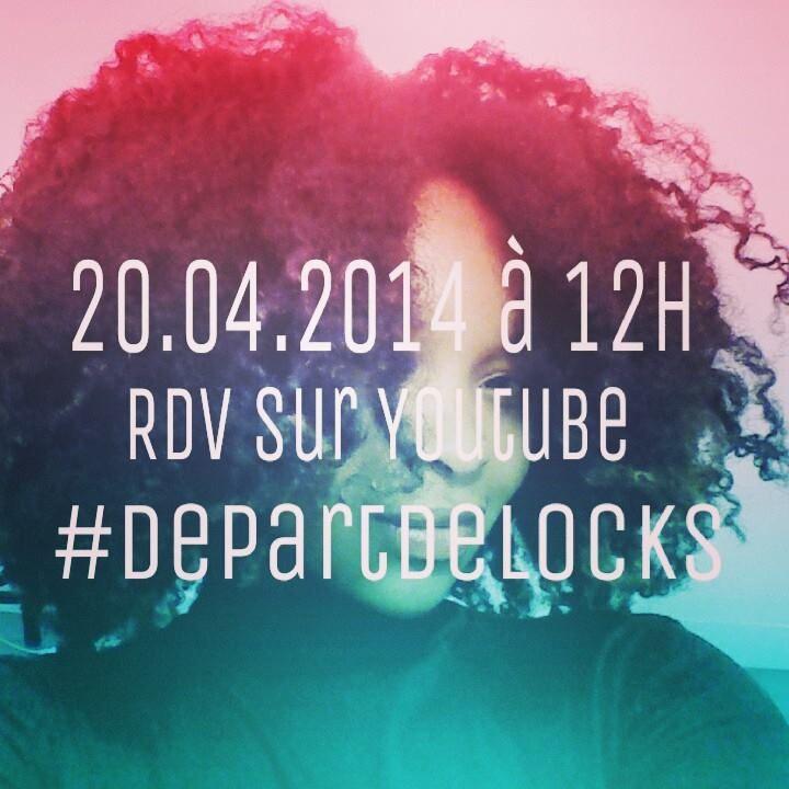 RDV sur Youtube demain à 12h #DépartDeLocks