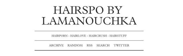 TUMBLR : Hairspo by LaManouchka
