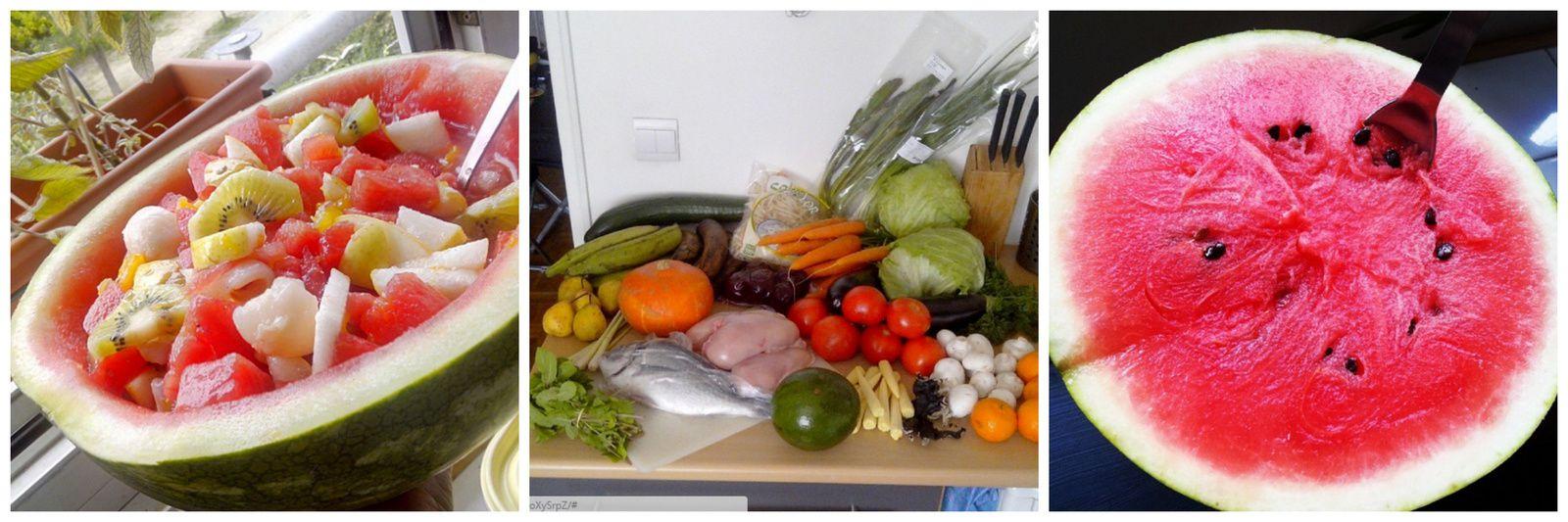 Comment je végétalise mon alimentation
