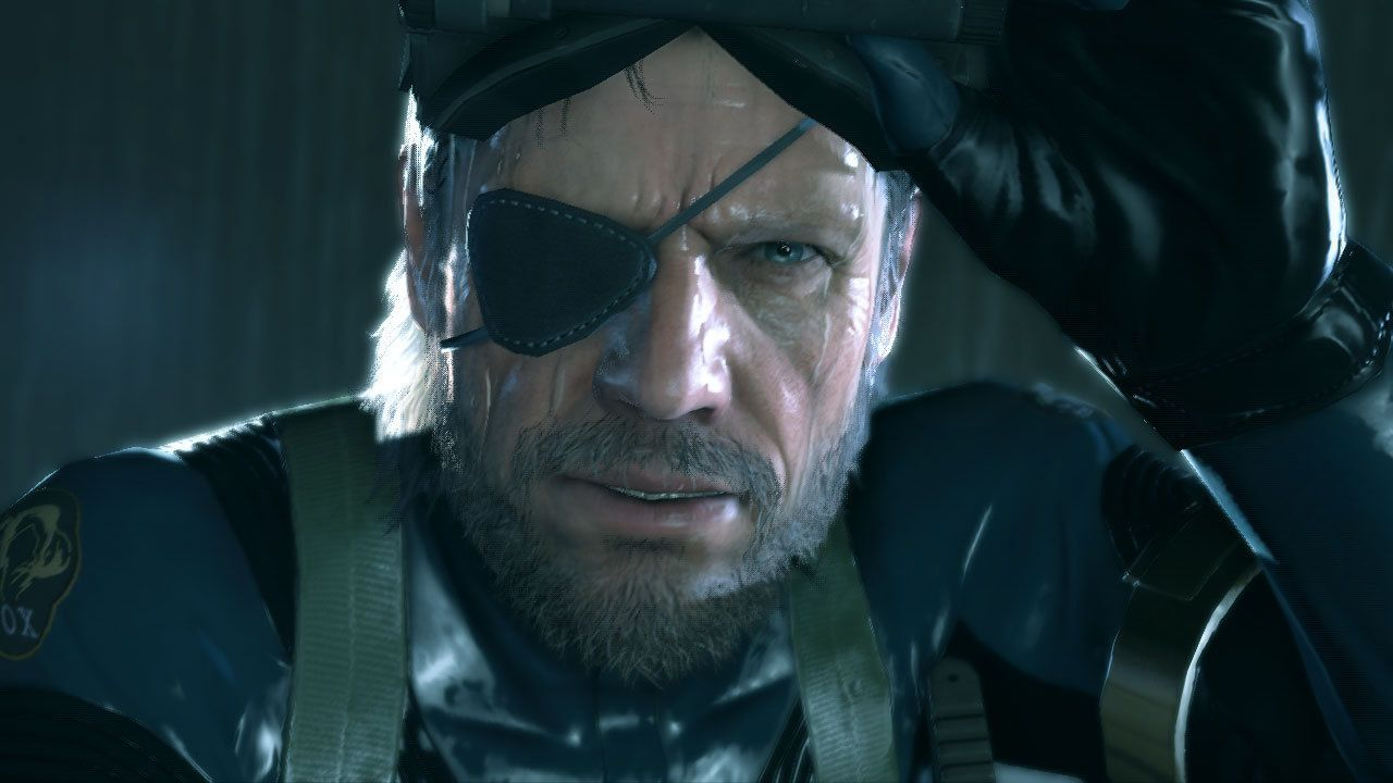 MGS V : Ground Zeroes en 4K sur PC