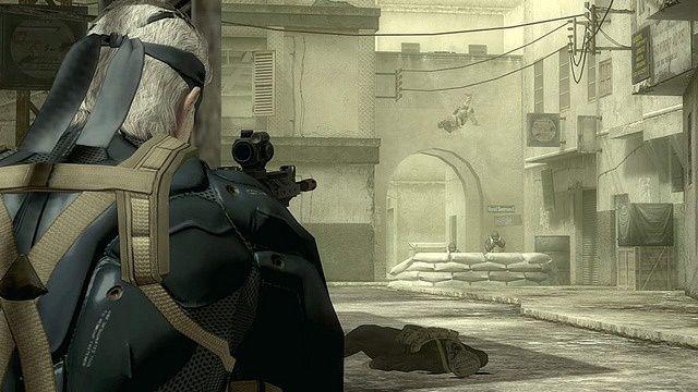 Metal Gear Solid 4 revient sur le PSN