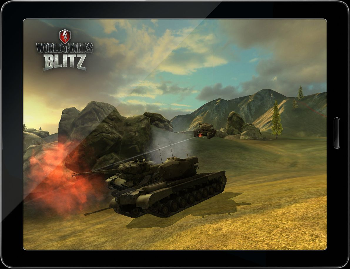 World of Tanks aussi sur Android
