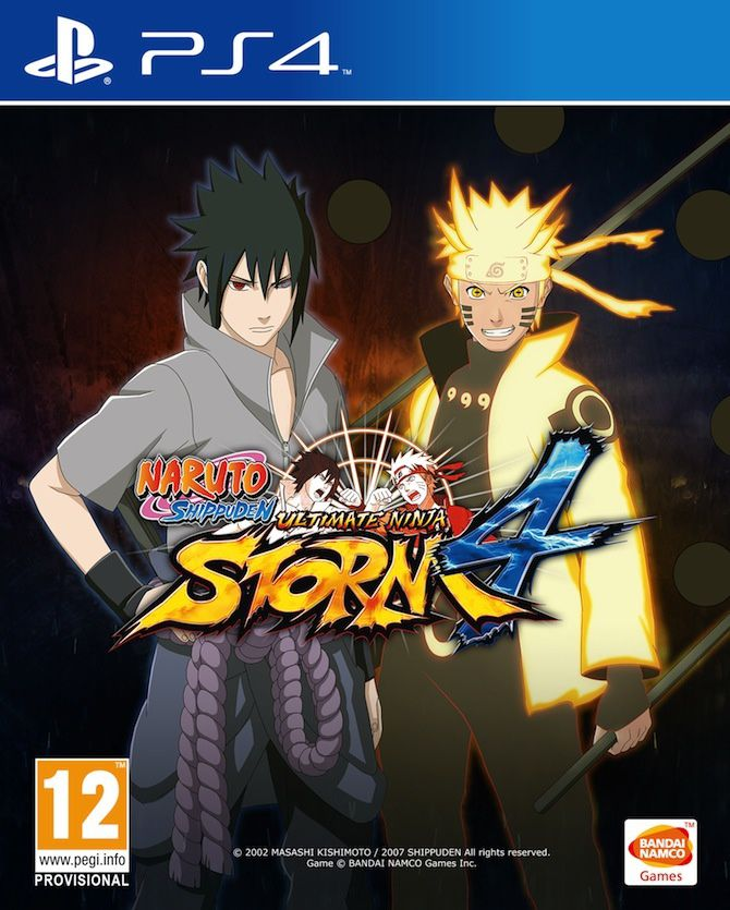 Naruto Shippuden: Ultimate Ninja Storm 4 passe à l'attaque sur PlayStation 4, Xbox One et Steam‏