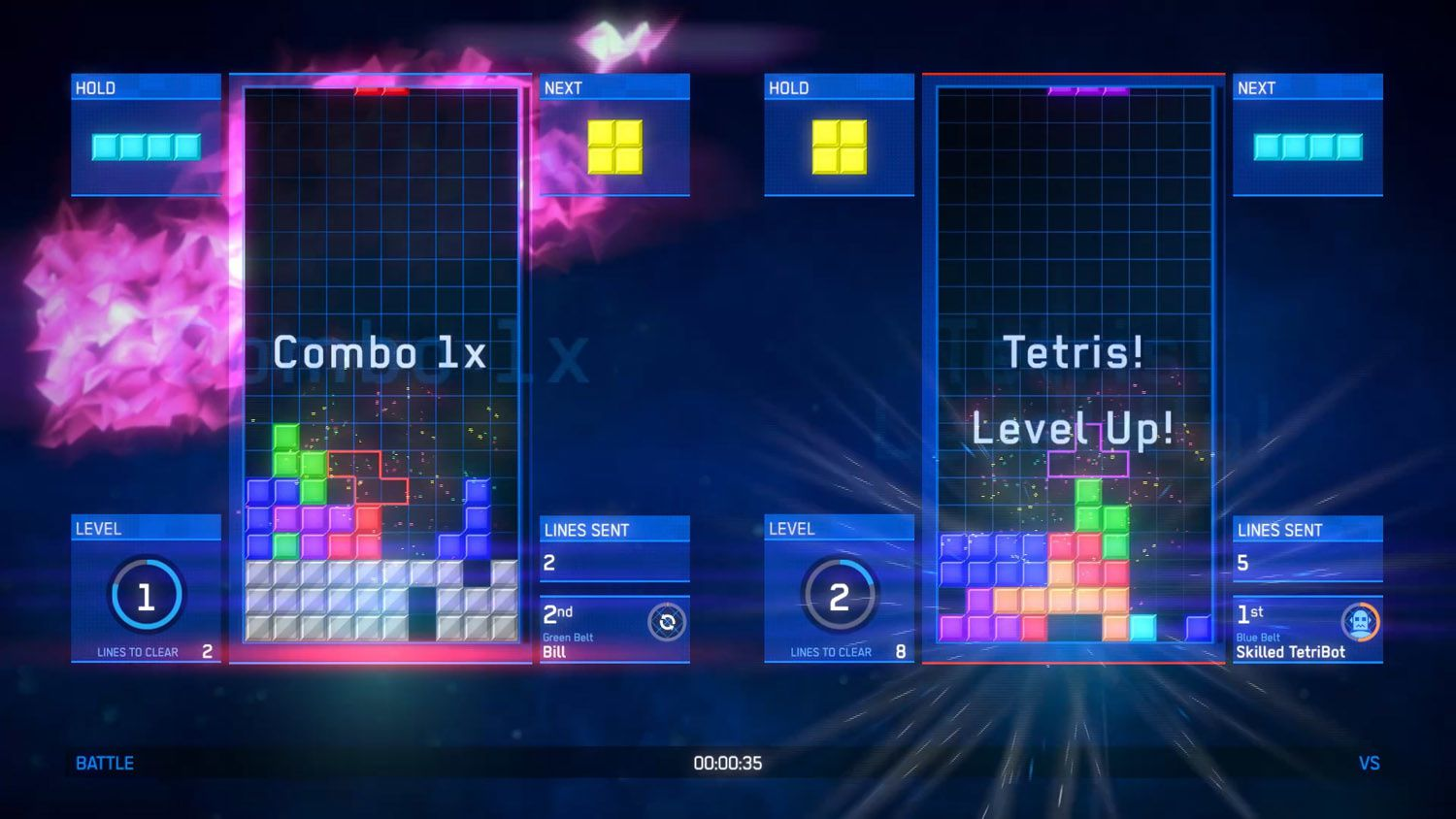Tetris Ultimate est disponible