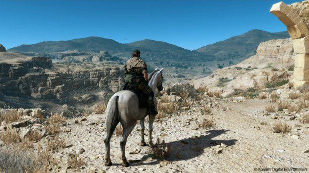 Konami dément les dates de sortie pour Metal Gear Solid 5 : The Phantom Pain