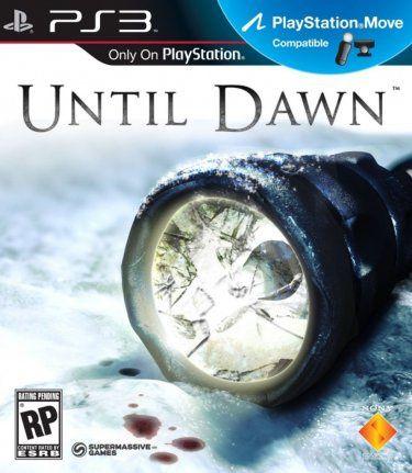 Until Dawn : vous offre un bonus de précommande