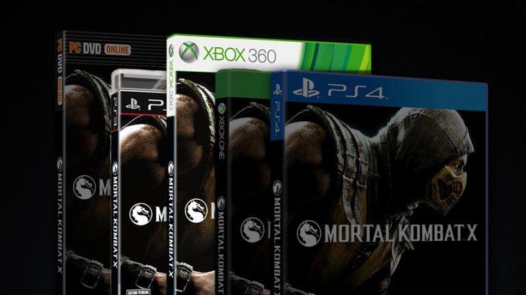 Mortal Kombat X sortira jamais sur PS3 et 360