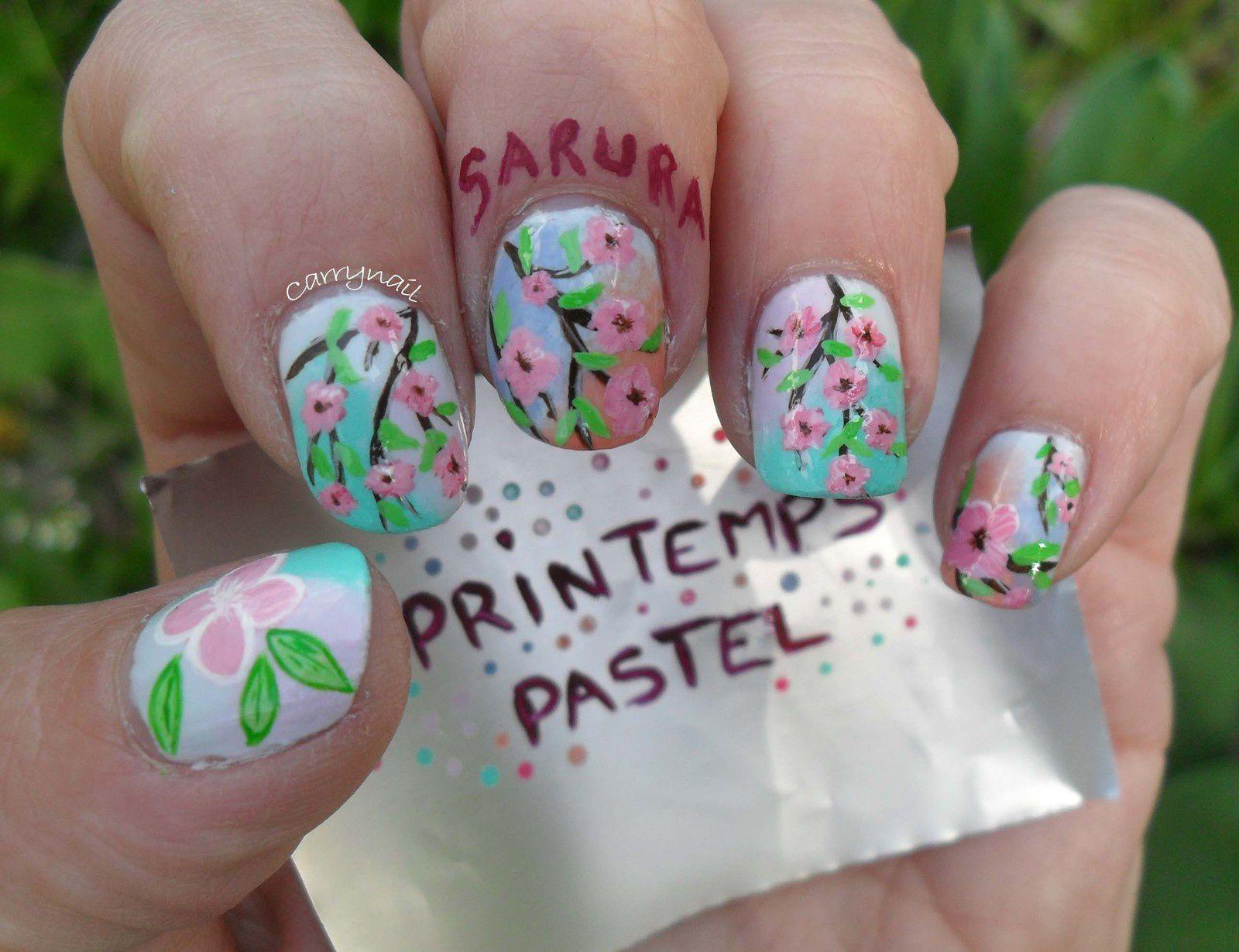 Concours Printemps Pastel de Sakura