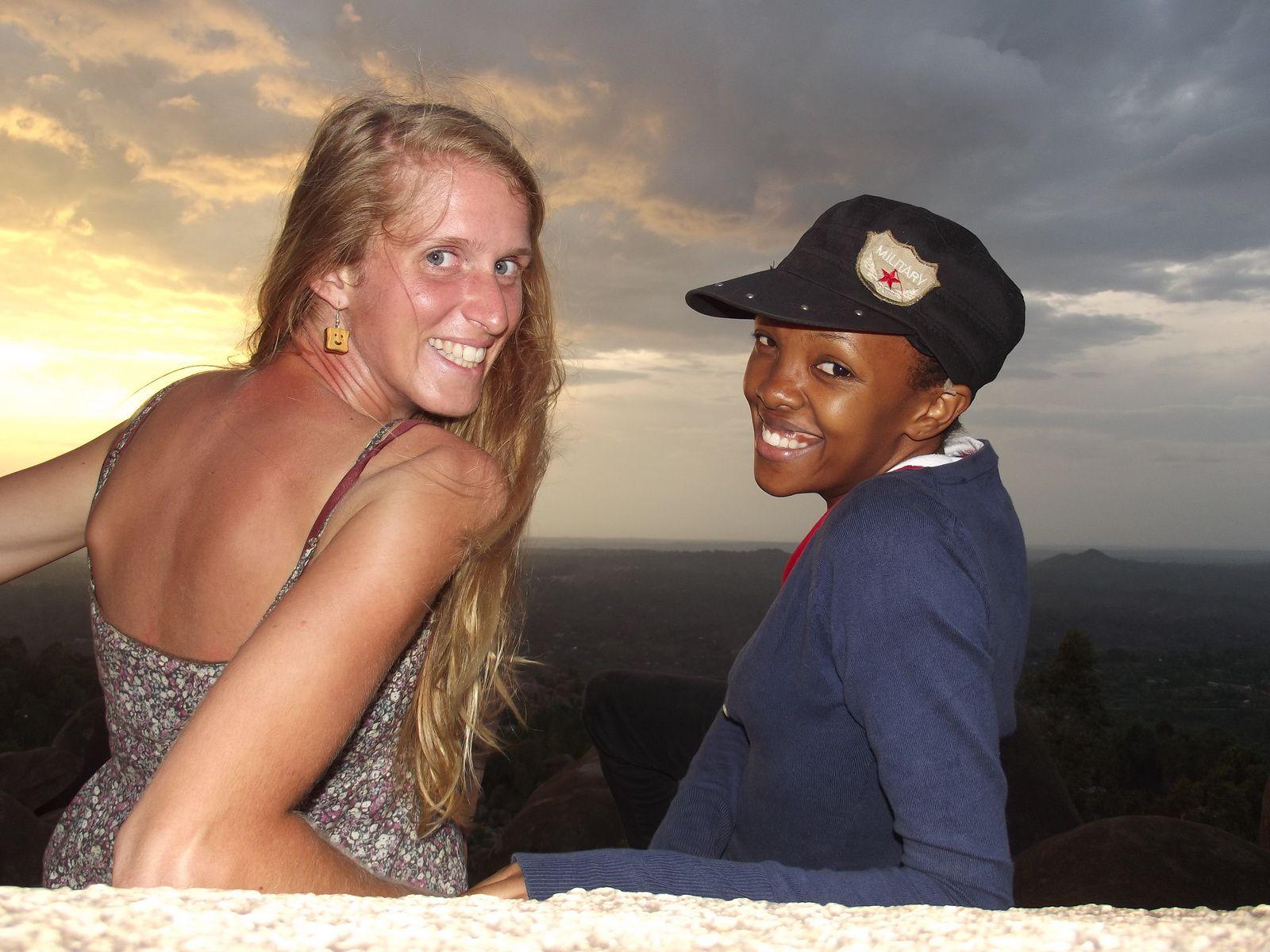 Stella a Luanda !