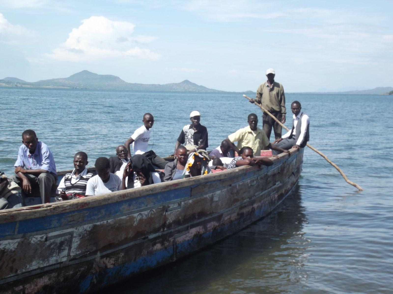 Mfangano Island, Jour 1