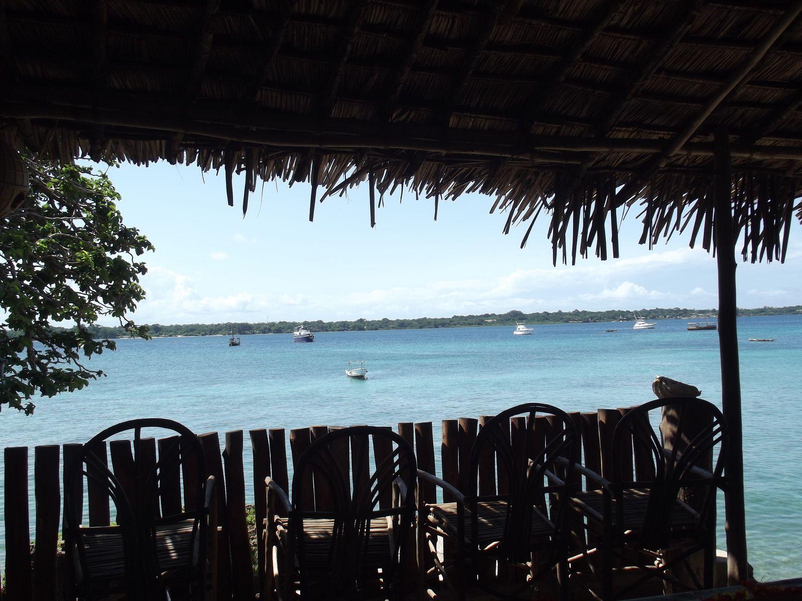 Wasini et Kisite Marine Park