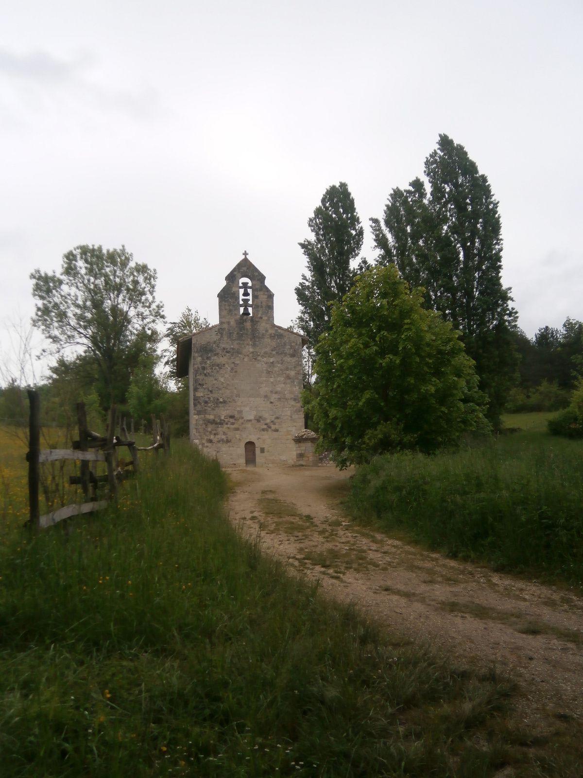 Chapelle Saint Sernin du Bosq.