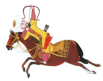 L'arc et la flêche : la collection d'armes de Topkapi en miniatures animées