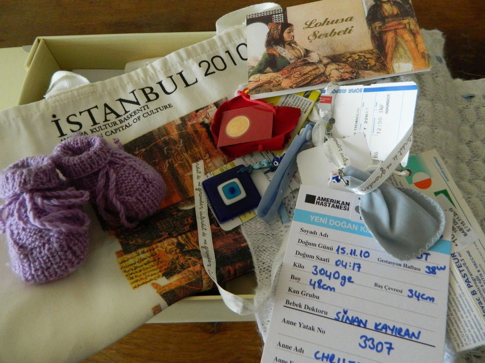 &quot&#x3B;Les bonnes fées des berceaux turcs &quot&#x3B; par Christelle D.D