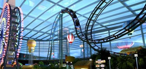 Mall of Istanbul : Un nouveau centre commercial.