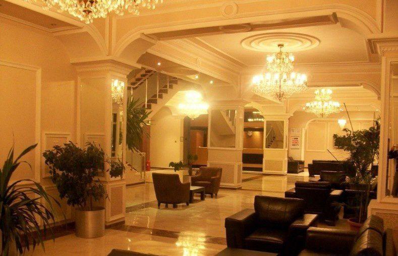 Un hôtel d'application en plein coeur d'İstanbul.