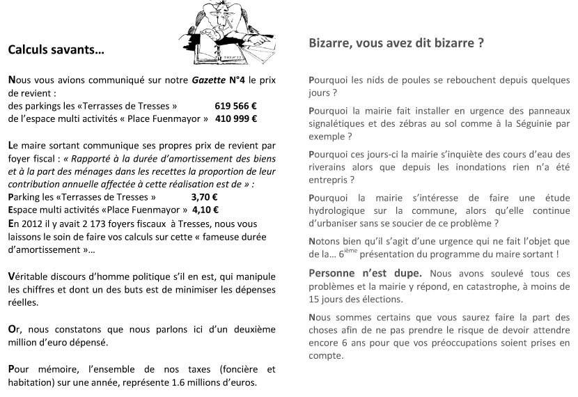 La Gazette N°9