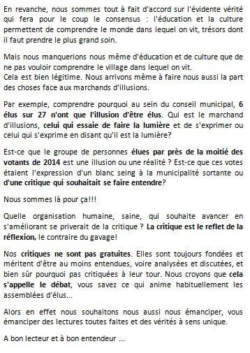 Gazette N°22bis