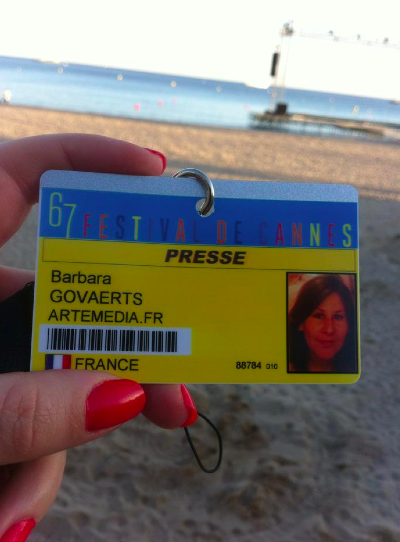 Mon sésame, Oh yes I Cannes !