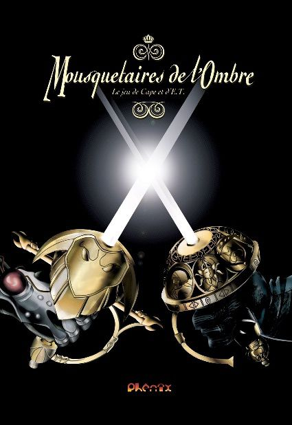 Mousquetaires in black !