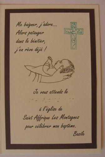 Baptême #1
