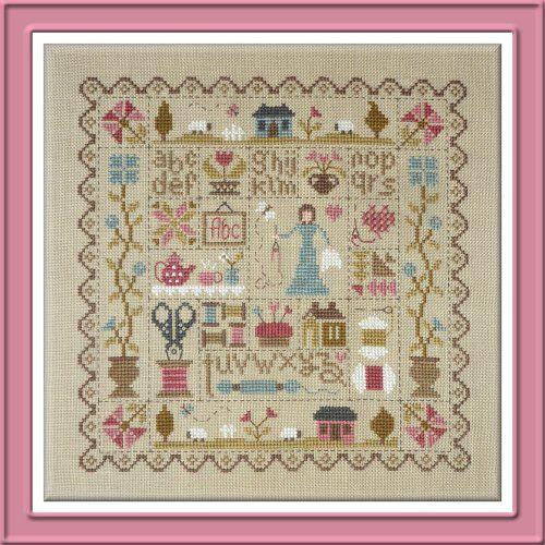 &quot&#x3B;patchwork de la brodeuse&quot&#x3B; de Jardin Privé #1