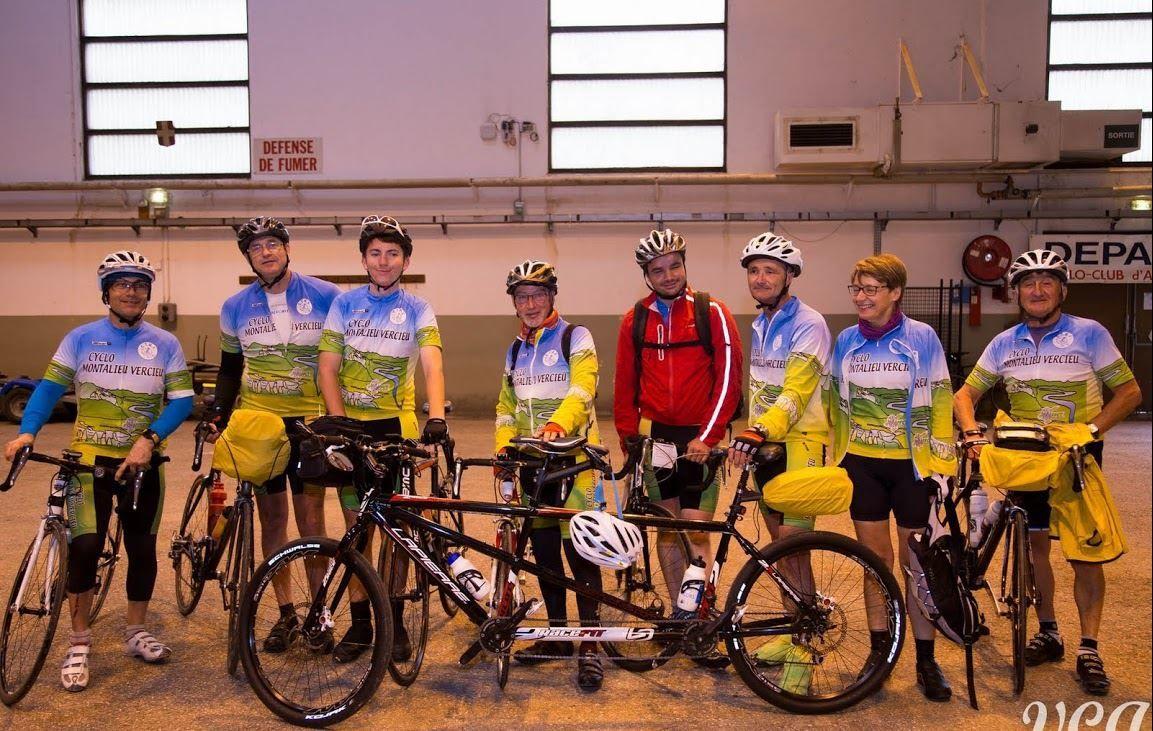 CYCLO MONTAGNARDE ANNECY 2016