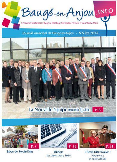 Le journal municipal est en ligne !